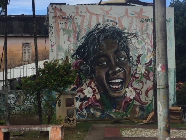 Salvador-Brasilien
